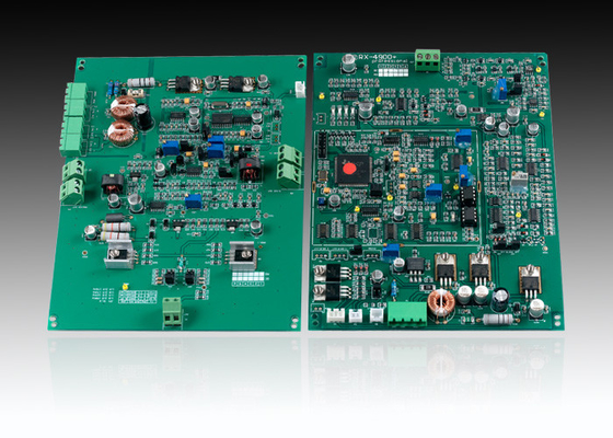 China Dual PCB Board EAS Board Remote Control , PCB Circuit Board Internet Software Tuning factory