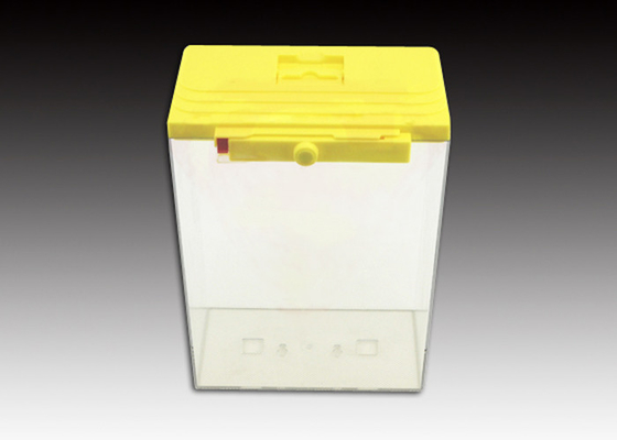 China Automatic Gain Control EAS Safer Box Mini Cosmetic , Shopping Mall Security Safer Box factory
