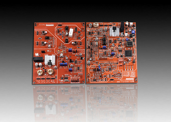 China EAS Alarm PCB Circuit Board  8.2mhz , Anti Shoplifting Electronic Circuit Board Grocery factory