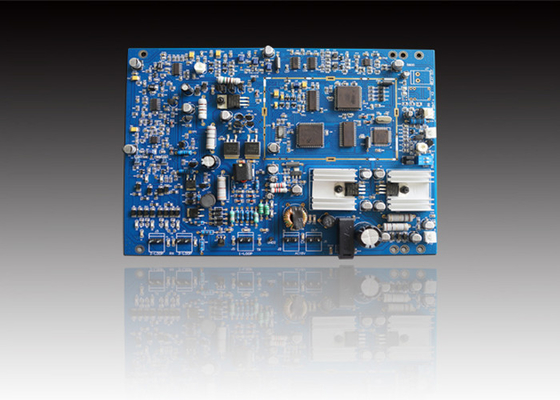 China Mono PCB Green EAS RF Board , Electronics Card RF Circuit Board Retail Loss Prevention factory