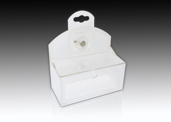 Hot Melt Adhesive EAS Safer Box Small Things , Toothpaste / Makeup Security Keeper Box