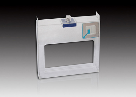 China 8.2mhz Anti-Shoplifting EAS Safer Box Supermarket EAS Alarm Gate High-Grade ABS factory